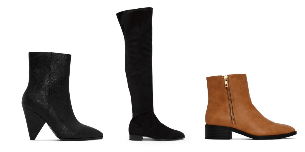 Vegan Boots For Fall 2020: No Leather
