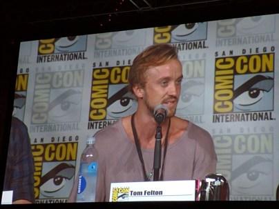 Tom Felton from Harry Potter