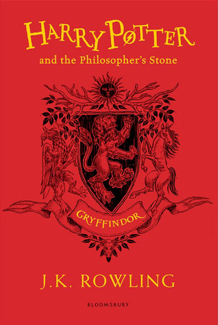 Harry Potter and the Philosopher's Stone J.K. Rowling Gryffindor