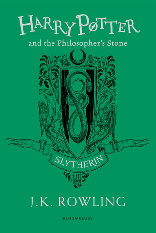 Harry Potter and the Philosopher's Stone J.K. Rowling Slytherin
