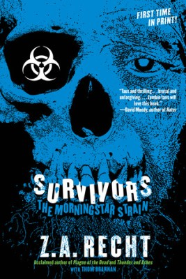 Survivors Morningstar Strain Z.A. Recht