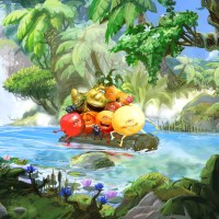 Oasis, les fruits, le fun et la stratégie