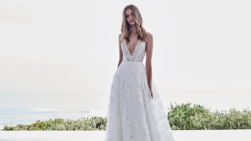 12 Top Wedding Dress Designers In Melbourne