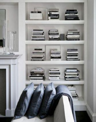 structured bookshelf