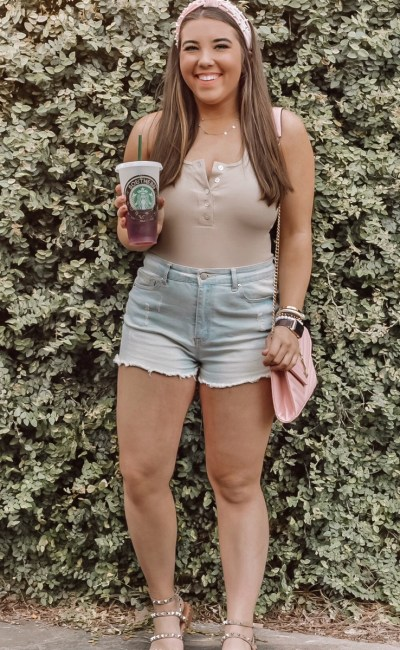 4 Ways To Style Denim Shorts This Summer