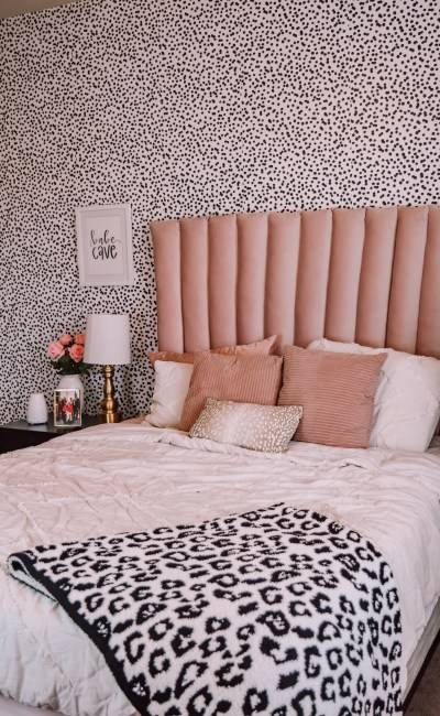 Bedroom Reveal