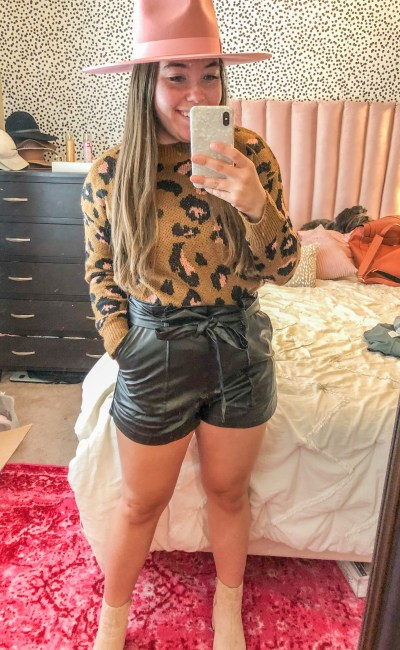 My Favorite Ways To Rock Animal Print For Fall