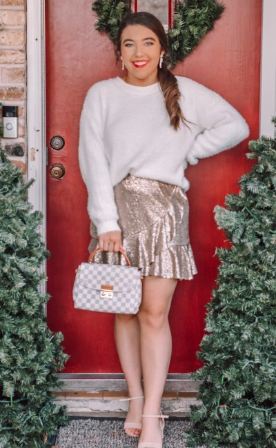 Simple Holiday Glam