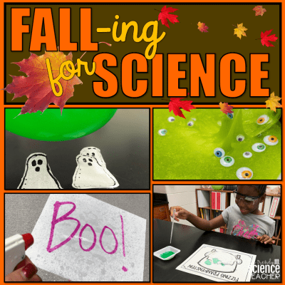 FALL-ing for SCIENCE