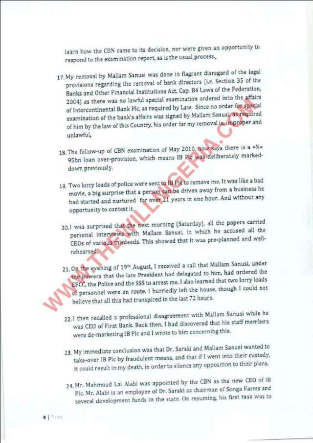 Dr. Erastus Akingbola Document The Trent 4