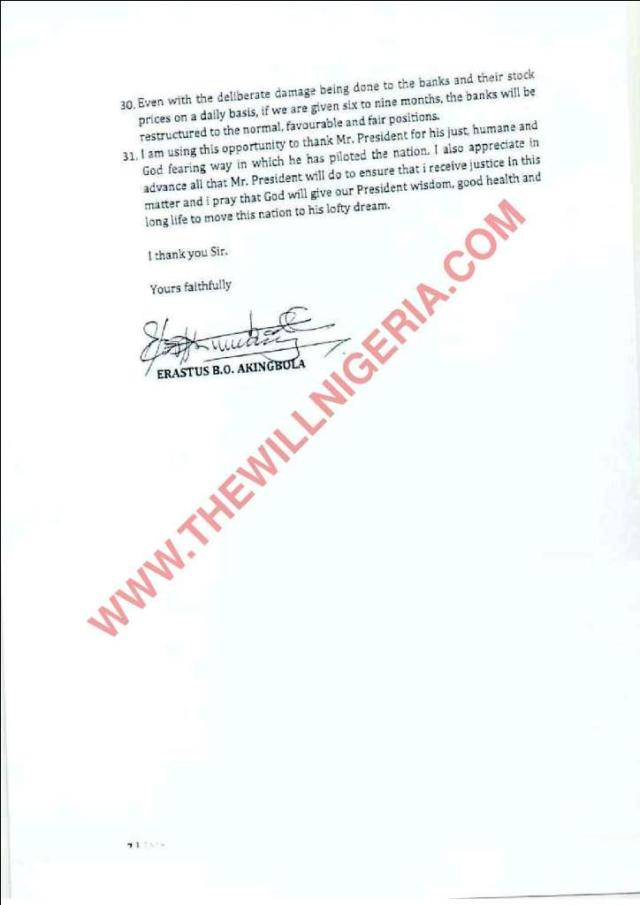 Dr. Erastus Akingbola Document The Trent 7