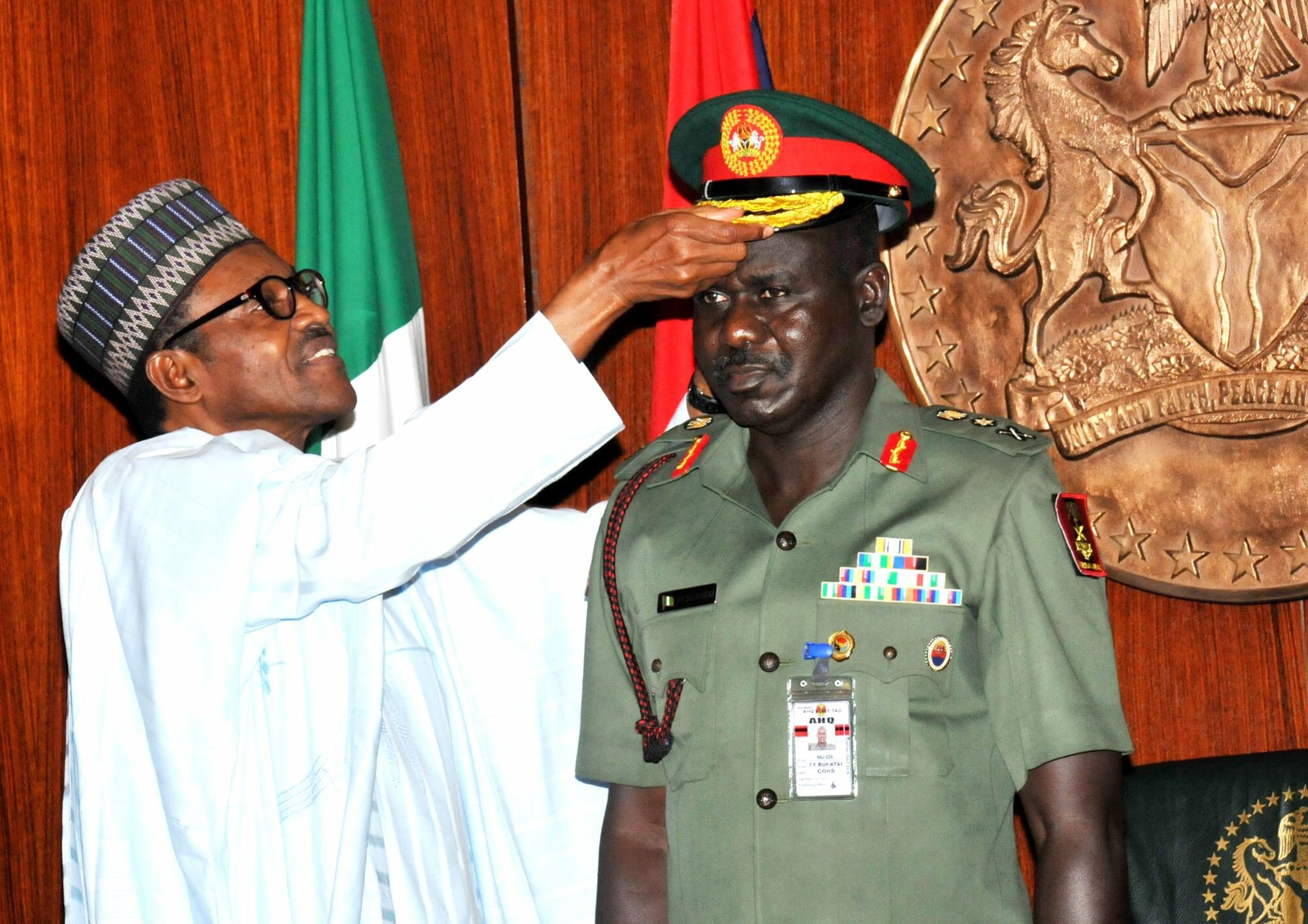 img 5842 - Nigerian army's MRAP production reaches 80% completion – Buratai