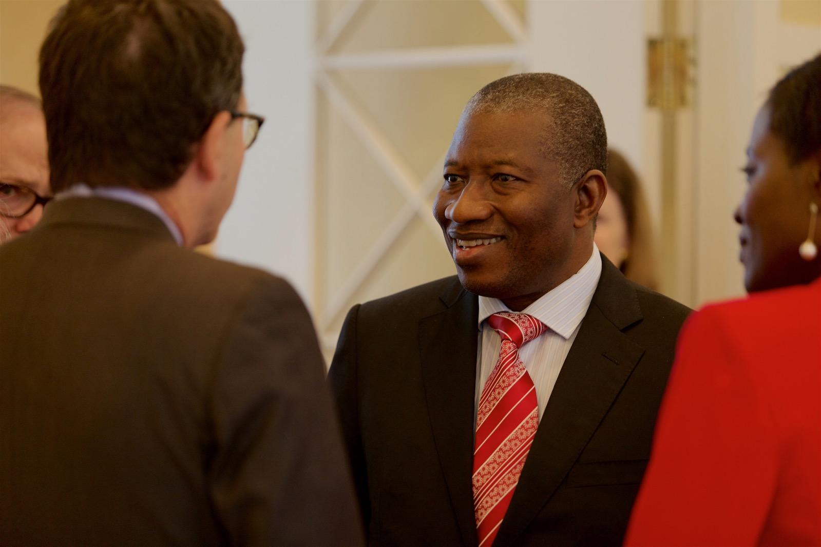 Nigeria Lead Summit King Foundation Atlanta
