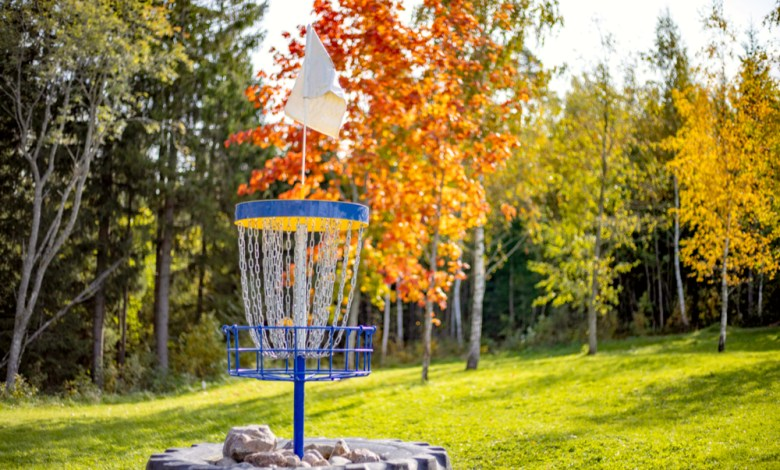 Triangle Trend Cary Disc Golf