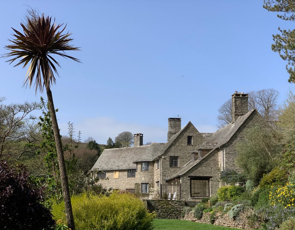 Coleton Fishacre in Devon
