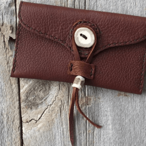 Kodiak Leather Pouch