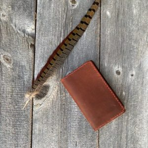 Handcrafted Leather Field Note Journal W/Special Edition Field Note