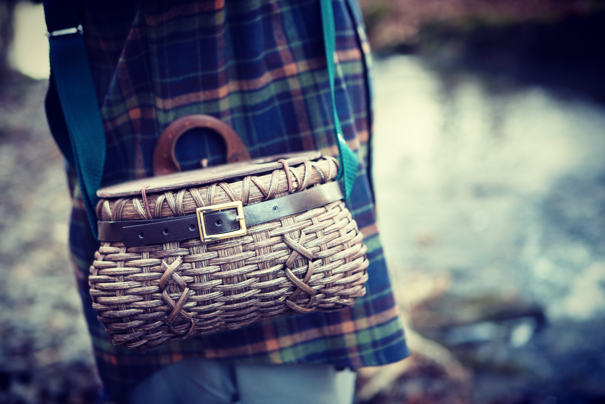 Fishing Creel