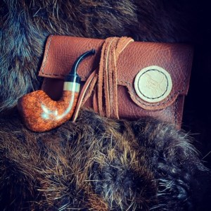 Bison Tobacco Pouch