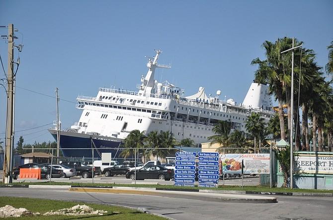 Bahamas Celebration Sold For Scrap Cruiseind