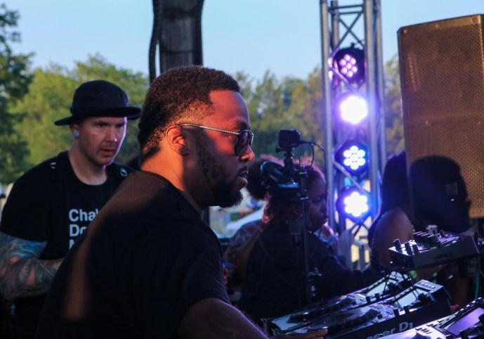 Chosen Few DJ Terry Hunter
