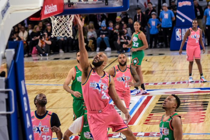 Common with the layup