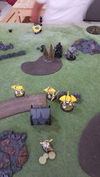 The second Ret vs Khador