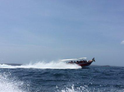 Speed boat r