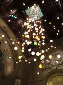 28.280 custom-made chandelier by Omer Arbel