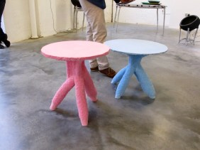 Side Table by Handmade Industrails