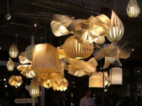 Wood veneer lights bby LZF