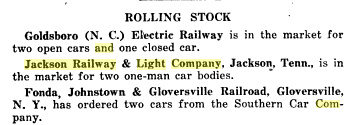 From the September 9, 1916 Electric Railway Journal, page 474.