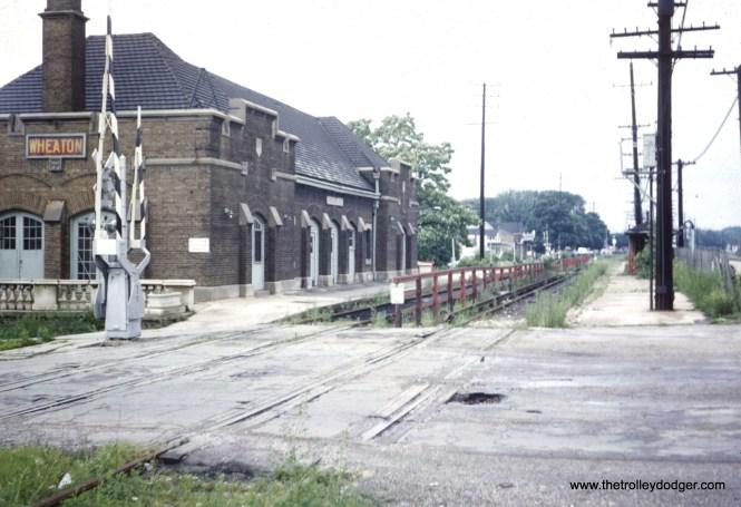 SF107 CA&E Wheaton Station