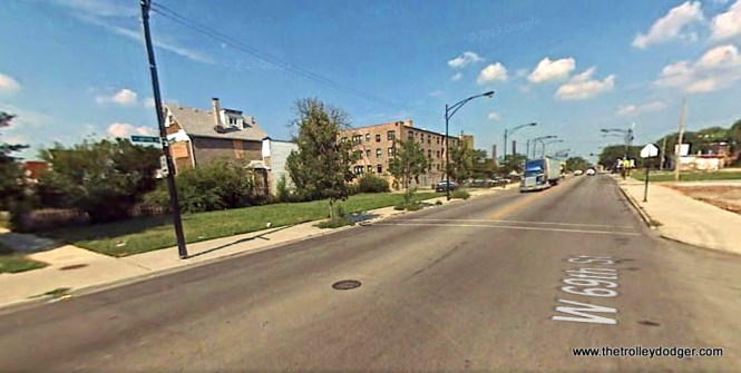 Here's how 526 W. 69th Street looks today.