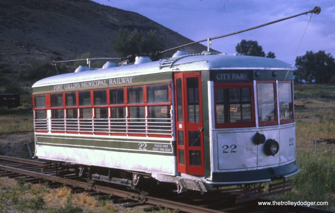 22 on static display at Golden, Colorado in July 1963.