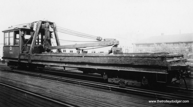Crane S-201 at Wilson. (George Trapp Collection)