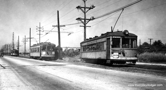 Gary Railways cars 12 and 9.