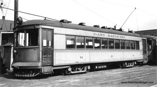 Gary Railways 14.