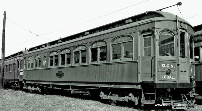 Car 303 (Niles, 1906).
