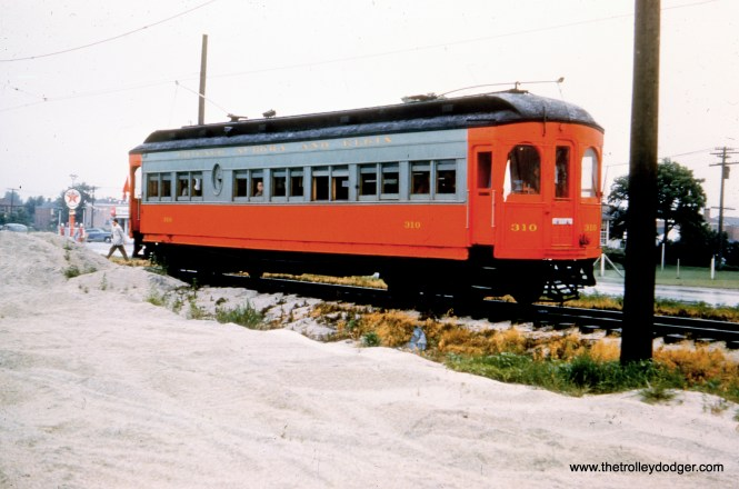 The 310 running along the west side of Mannheim near Roosevelt Road.