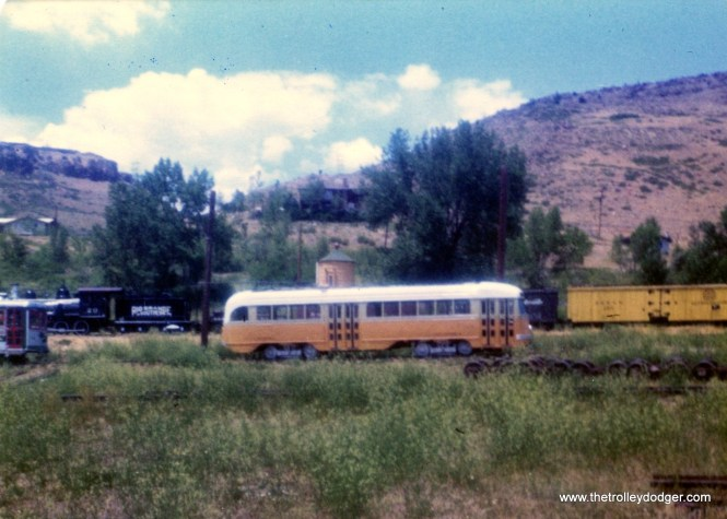 What was a PCC doing in Golden, Colorado on July 8, 1976.
