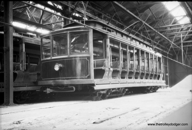 #26 in the car house in 1944.