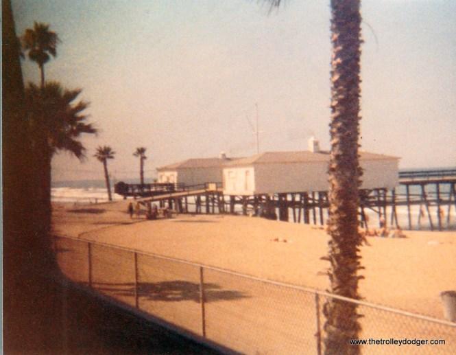 Oceanside, CA - quite literally.