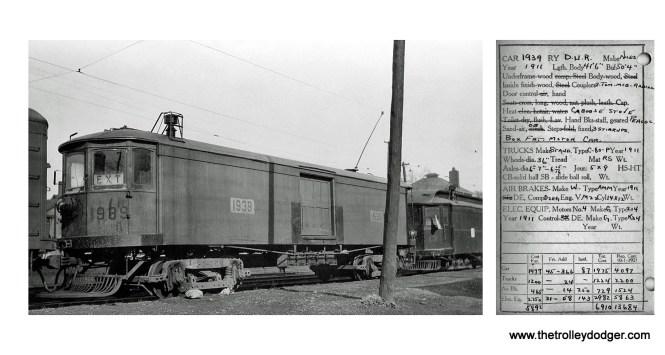 DUR Car 1939