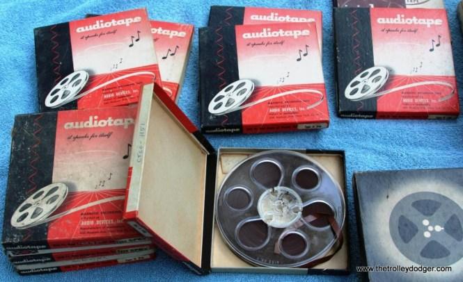 9 More Stevnton tapes