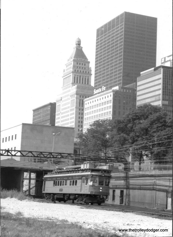 #1100 in Chicago on June 28, 1986. (Gordon E. Lloyd Photo)