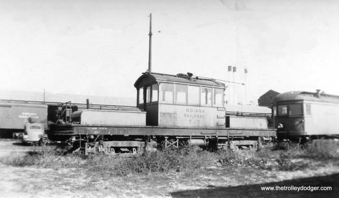 Indiana Railroad #787.