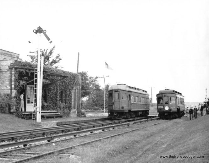 CA&E 318 on an early fantrip.