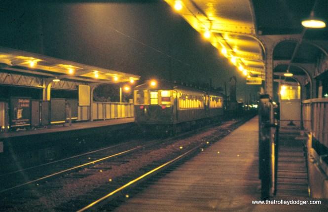 CTA 4000 series Evanston Express 11-1969