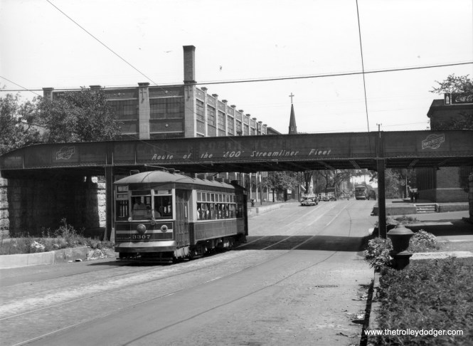 CSL 3307 Montrose-Ravenswood (Mike Charnota Collection)
